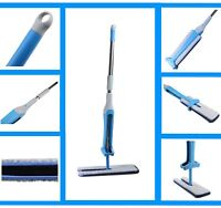 Double Sided Self-Wringing Mop 360 Flat Floor Cleaning Sweeper Lazy Mop Tool