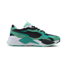 New Puma RS-X3 Super Green Glimmer/Black Sneakers Running Shoes 2020
