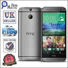 HTC One M8 - 16GB - Metallic Grey (Unlocked) Smartphone