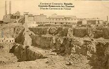 Belgium Gaurain-Ramecroix-lez-Tournoi Gaurain-Ramecroix - L'Usine sepia postcard