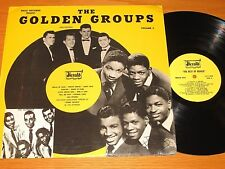 """DOO WOP GROUP LP - VARIOUS ARTISTS - RELIC 5015- """"BEST OF HERALD RECORDS"""""""