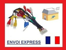 PIONEER AVIC Cable 24 pins Video AUX Amp RCA Video D3 F700BT F900BT F910BT