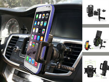 Cell Phone Mount Car Dash Air Vent Clip Holder for Samsung Galaxy S5 S6 Cradle