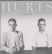 HURTS Happiness CD Europe Rca 2010 11 Track (88697666682)