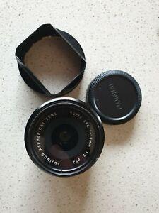 Fujifilm Fujinon XF 18mm F 2 Lens