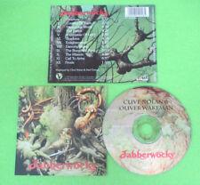 CD CLIVE NOLAN & OLIVER WAKEMAN Jabberwocky 1999 Germany no lp mc dvd  (XS12)