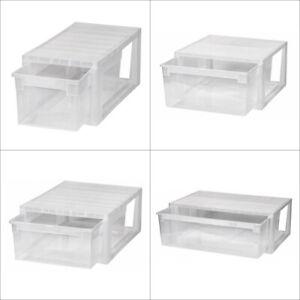 Schubladenbox Schubladenschrank Aufbewahrungsbox Box Sortierbox Schublade S - XL