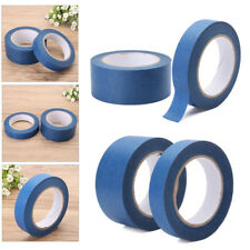 24mm/48mm X 50m Blue Tape Painting Painter Scotch Masking Car House Adhesive