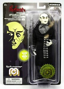 NOSFERATU  8-INCH ACTION FIGURE 14 POINT ARTICULATION GID MEGO CORPORATION