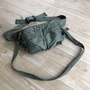 Yoshida Head Porter 2-way Tamker Bag, Olive