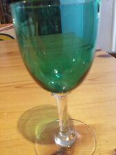 Victorian Wine Glasses