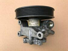 MERCEDES -BENZ ML W163 GENUINE POWER STEERING PUMP WITH PULLEY 0024669001 SN1114