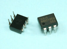 2pcs NAIS Mosfet Solid State Relay 130MA 350V 6PIN SPST-NO 1.5v to 5v AQV210EH