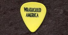 Wrathchild America 1989 Walls Tour Guitar Pick! custom concert stage Pick