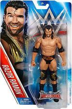 WWE WWF MATTEL WRESTLEMANIA 32 SERIE Razor Ramon Action Figure Nuovo in Scatola!!!