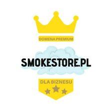 Domena premium smokestore.pl e-commerce biznes sklep internetowy firma strona