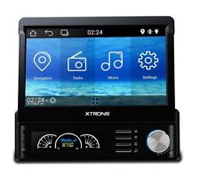 "RADIO DVD GPS 1DIN UNIVERSAL ANDROID 5.1 64 BITS LCD TACTIL 7"" BLUETOOTH USB SD"