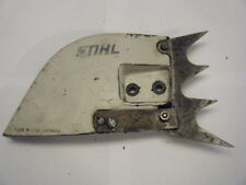 USED STIHL 045, 056 CLUTCH COVER WITH SPIKE