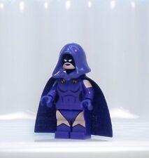 A870 Lego CUSTOM PRINTED Teen Titans Batman 3 game INSPIRED RAVEN MINIFIG Robin