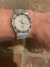 Rare Vintage Omega Constellation Manhattan Automatic Watch