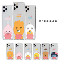 Official KAKAO FRIENDS Little Heart Baby Clear Phone Case Cover For Apple Galaxy