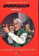 BARBAROSSA L'INTEGRALE vol. 9   - nona arte