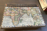 Robert Frederick Limited Card and Dice Games Gift Set-2004 New