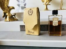"VTG  ""ÎLES D'OR"" PERFUME EXTRACT BY MOLINARD Paris - France 🇫🇷"