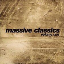 VA Massive Attack - Massive Classics Vol. 1 CD NEU OVP