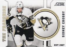 SIDNEY CROSBY NO:F23 THE FRANCHISE in SCORE 2012-13