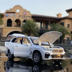 1:32 BMW X5 Car Alloy Metal Collection Model Children Toys Christmas Gift