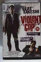 violent cop beat takeshi ntsc import dvd
