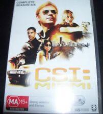 CSI / C.S.I Miami Season Six 6 (Australia Region 4) DVD – New