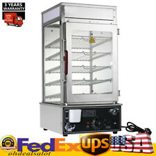Commerical Steamer Electric Food Display Automatic Warmer Cooker Hotsale!