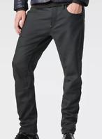 GStar ACrotch Varsity 3D Tapered Jeans Mens Black Jog Twill Size 30W 34L *REF154