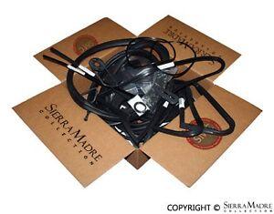 Seal & Rubber Restoration Kit, Porsche 356C Coupe (63-65), 2 Engine Grilles