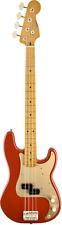 Fender 50s Precision Bass Maple Fingerboard Fiesta Red 131702340