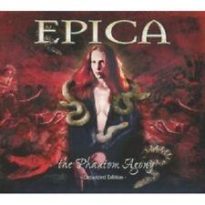 Epica-The Phantom Agony (Expanded Edition) 2 CD heavy metal Hard Rock nuevo