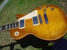 Gibson Les Paul Standard Traditional Honeyburst Premium Plus Lollar Imperial