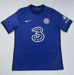 Nike Chelsea 20/21 Home Jersey Size Medium