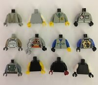 Lego Oberkörper Torso mit Armen  973 viele Farben große Auswahl gebraucht D 2