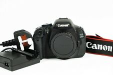 Canon EOS 600D 18.0 MP Digital SLR Camera Body - Shutter Count only 4,848