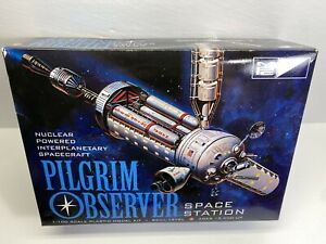 FB MPC Pilgrim Observer Space Station 1:100 Scale Vintage Re-Issue Model Kit NoR
