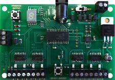 NCE Interruptor 8-Mk2 ~ ~ decodificador de accesorios controla 8 Tortuga/Cobalto ~ 5240151 Nuevo