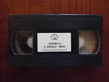 Arabella - L'angelo nero (Stelvio Massi, Tini Cansino) - VHS ed. Skorpion rara