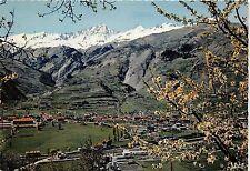 BR14938 vue d ensemble depuis le Montagne de Courbaton Bourg St Maurice  France