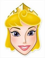 Sleeping Beauty Disney Princess Single Fun CARD Official Party Face Mask