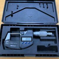 MITUTOYO Digital Micrometer 293-240-30 used