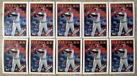 Cal Ripken 1988 Topps #650 Baltimore Orioles 10ct Card Lot