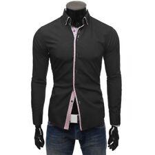 Camisas y polos de hombre multicolores color principal negro